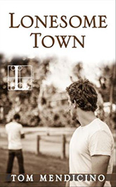lonesome town book cover